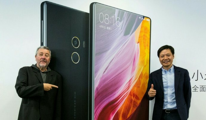 Xiaomi & Philippe Starck Working on 2nd-Gen Mi MIX Says CEO Lei Jun Read...
