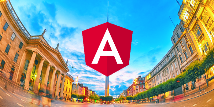 Angularjs is a client-side MVW JavaScript framework. It's built and maintained by Google.