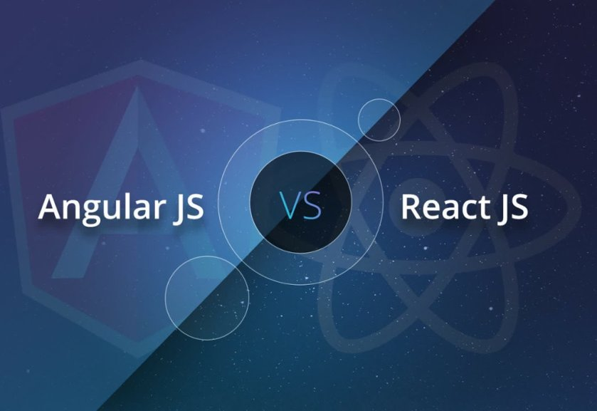 #AngularJS vs. #ReactJS: which library should you choose?