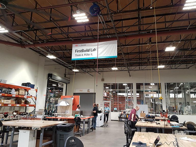 How developers can use FirstBuild to design products for GE Appliances  #iot