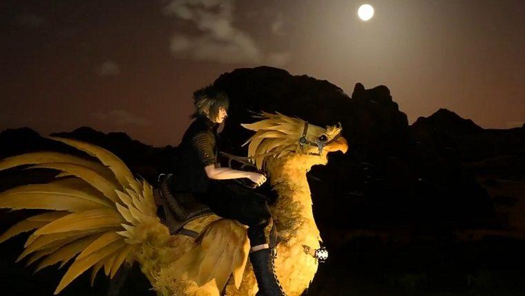 Final Fantasy XV v1.05 Patch Live Now