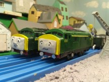 Glynn Thomas And Friends Trackmaster Imgurl