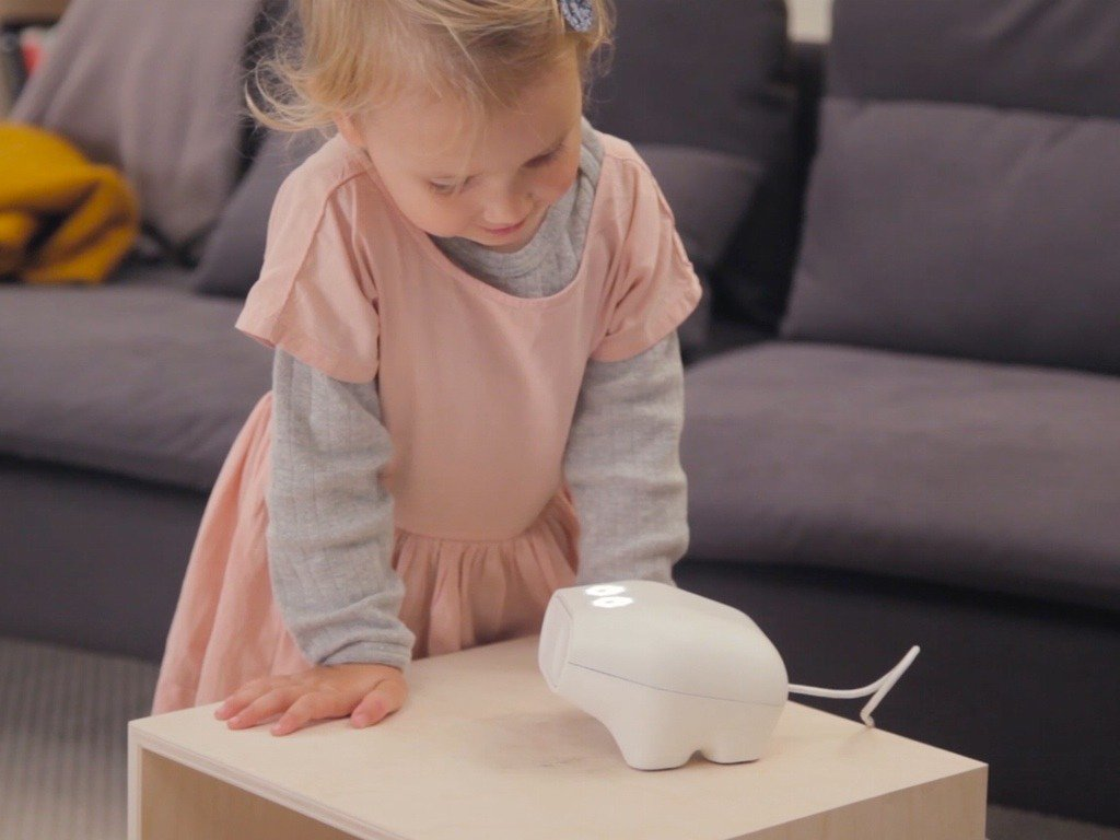 The Tooth Fairy story is going to need an update  @Ernit_Official #startup #iot