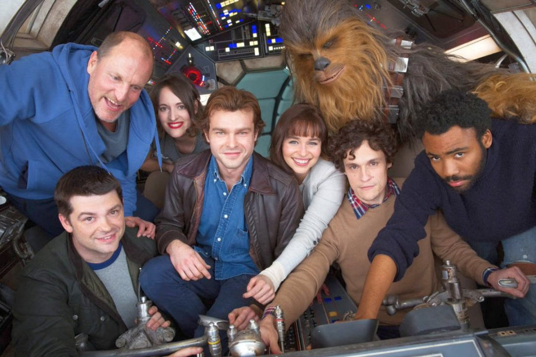 Han Solo Star Wars Spinoff Movie Cast