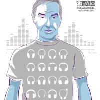 Homenaje a Ivan Loscher en Unión Radio