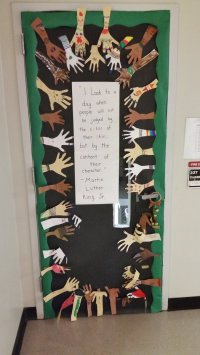 Black History Door Decorating Contest ...