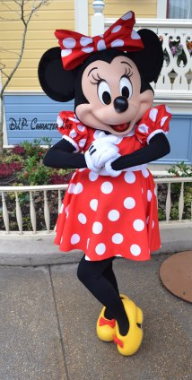 """Dlp- Character Live Twitter """" Of Mickey"""