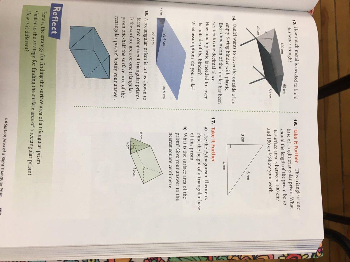 Area Of A Triangle Homework 16 4