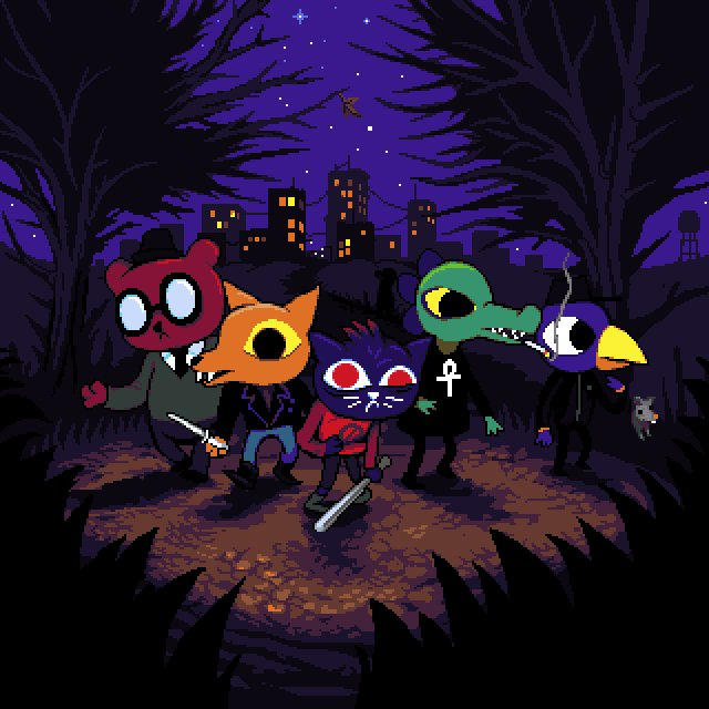Fall Themed Iphone 6 Wallpaper Night In The Woods Nightinthewoods Twitter