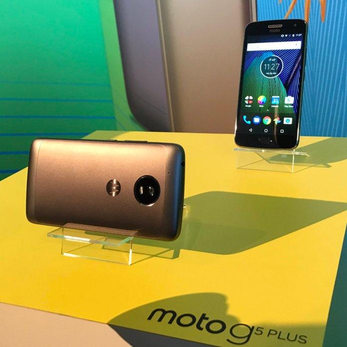 Características Moto G5 Plus