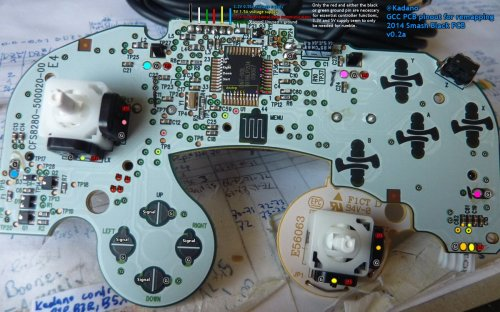 small resolution of kadano on twitter gamecube controller pcb pinout documentation https t co z8jaely4kh