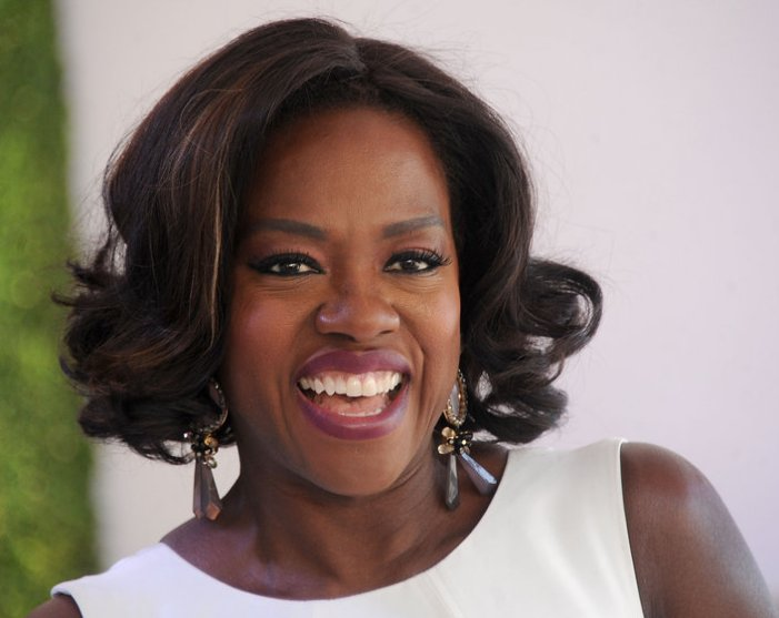 Viola Davis just became the first black actor to win an #Oscar, Emmy AND a Tony award