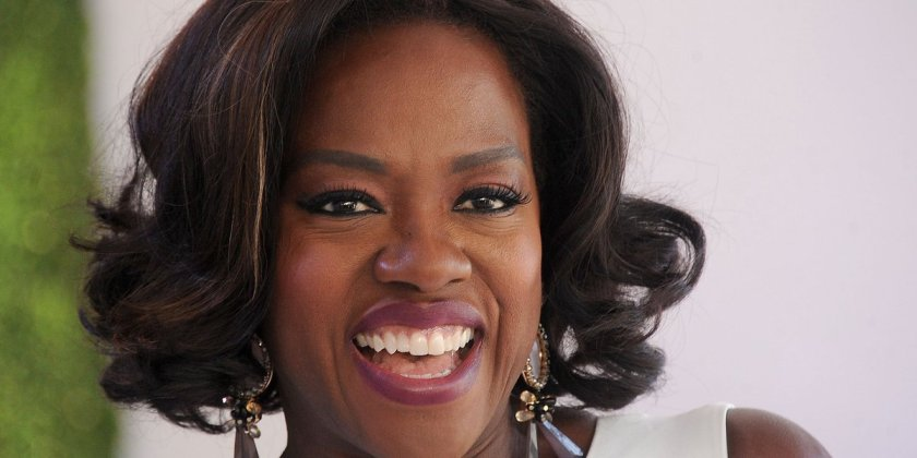 Viola Davis just became the first black actor to win an Oscar, Emmy and Tony