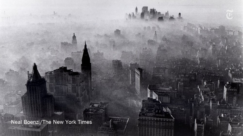 Once upon a time, you could touch the air in New York. Then the E.P.A. helped clear the air.