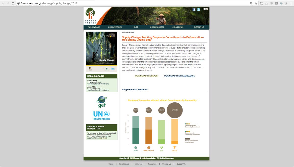 hight resolution of supply change 17 report is up business deforestation supplychain commodities https t co jrgavqoh2m cdp wwf tfa2020 innovaforum