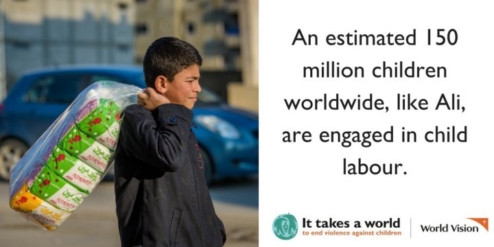 Image result for 150 million child labour