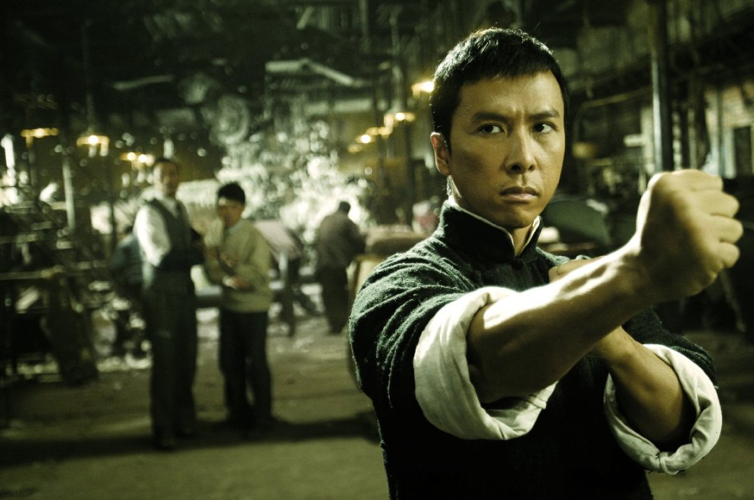 Donnie Yen To Lead Sleeping Dogs Movie
