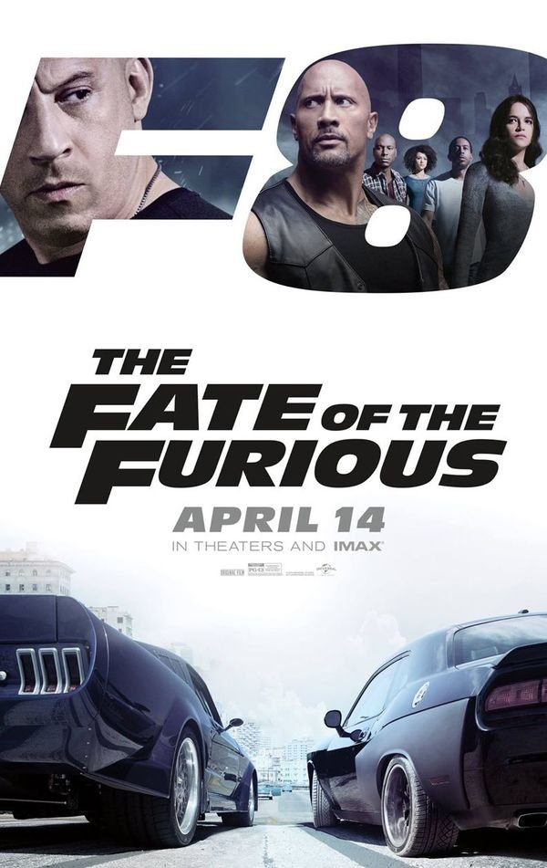 The Fate of the Furious International Poster Revealed 4
