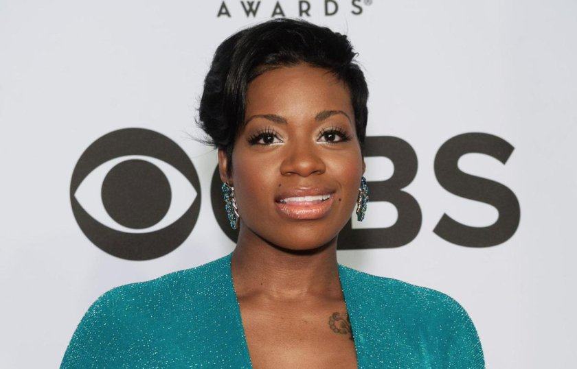 Fantasia burned her arm after knocking over a vaporizer in her sleep...