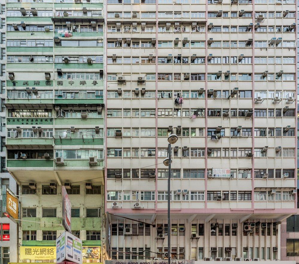大山顕(sohsai)さん、香港のビル | ツイばむ