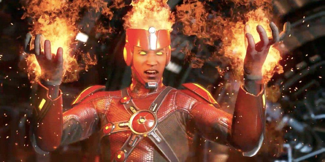 Injustice 2 - Firestorm Reveal Trailer 4