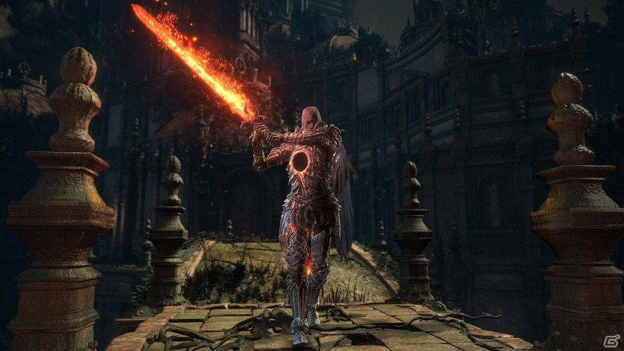 Dark Souls III The Ringed City DLC Launch Trailer 6