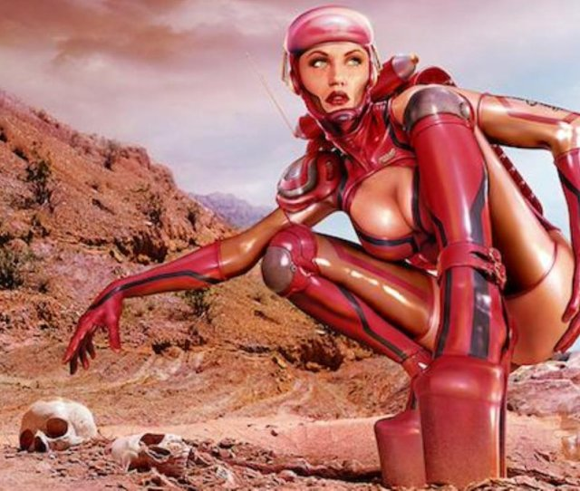 Nsfw Nocturnal Emission To Mars With This Wild Sci Fi Erotica Https