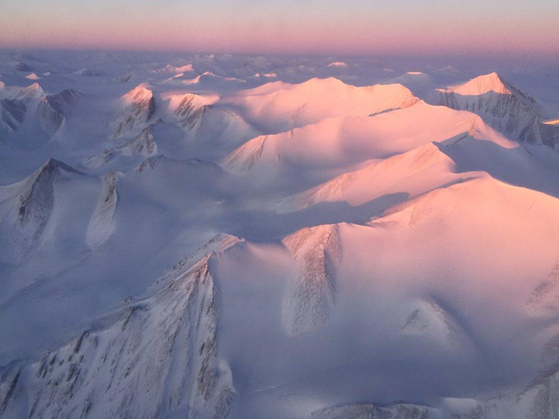 .@NASA's aerial survey of polar ice will expand its Arctic reach to the Eurasian Basin.