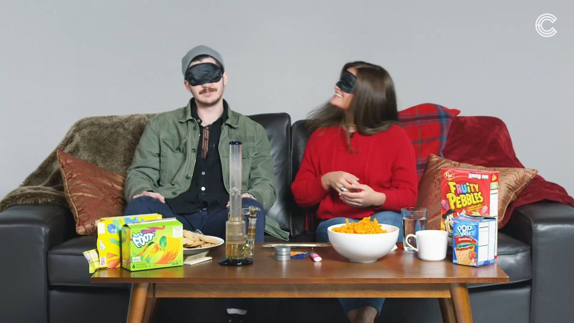 Sound Like Fun? Watch People Smoke Weed While on Blind Dates.
