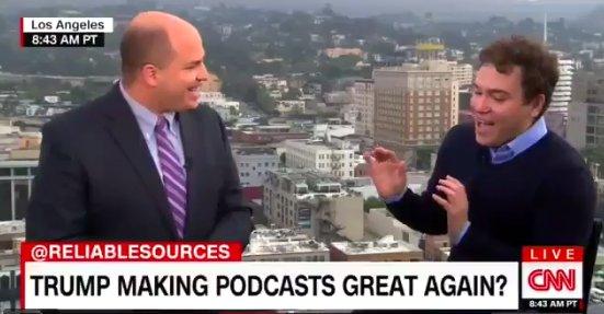 Ex-Obama speechwriter blasts CNN for booking