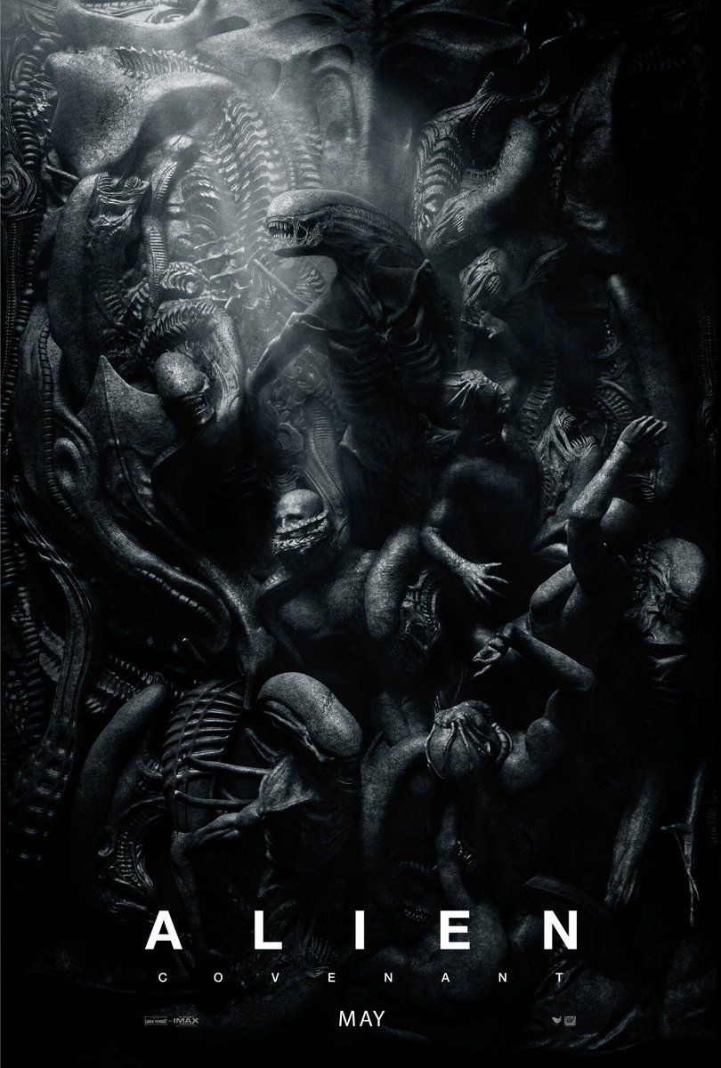 New Alien: Covenant Poster Revealed