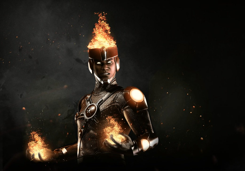 Injustice 2 – Firestorm Reveal Trailer