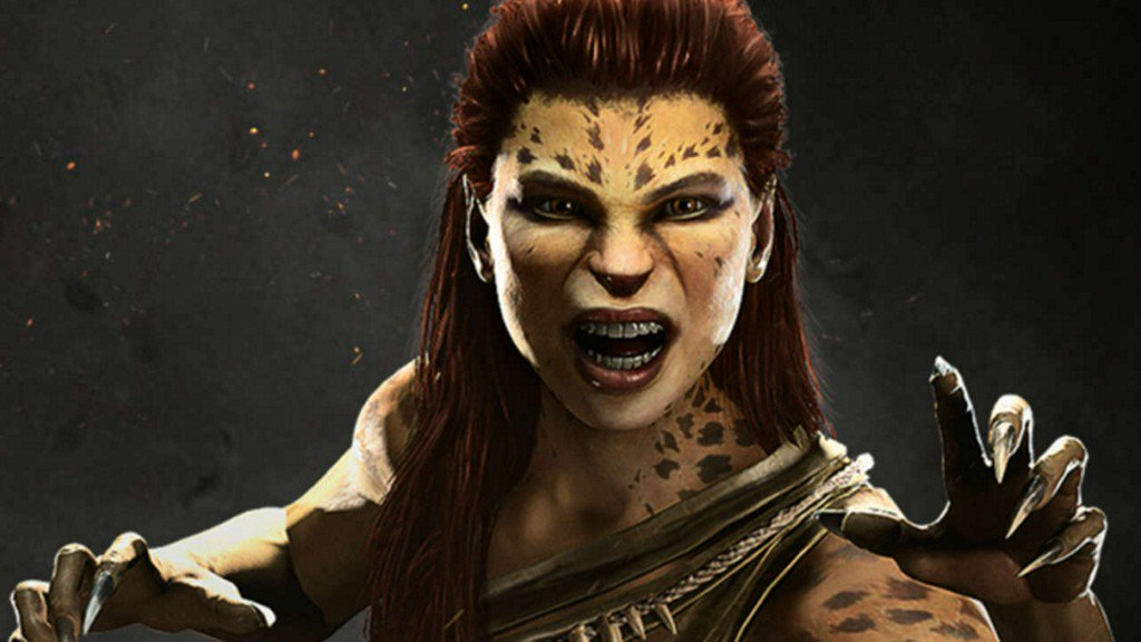 Injustice 2 – Cheetah Reveal Trailer