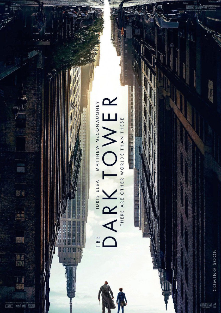 The Dark Tower Poster Unveiled
