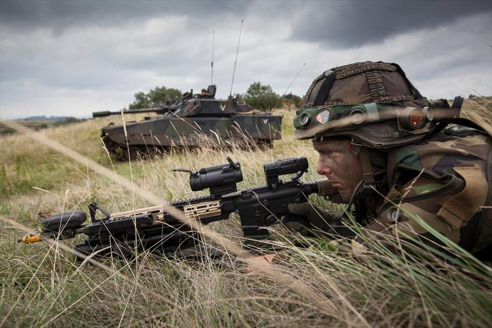 Lithuania in NATO on Twitter Dutch forces are set to