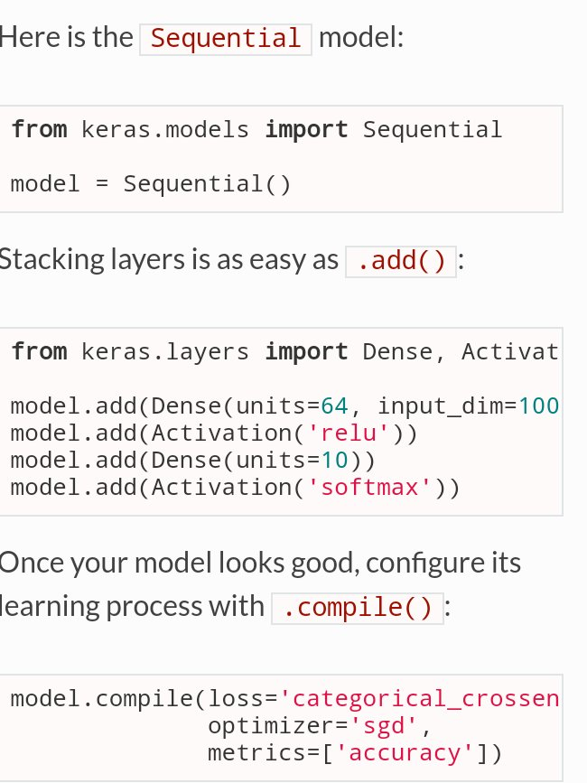 Keras: Deep Learning library for Theano & TensorFlow  #DataScience #bigdata #machinelearning