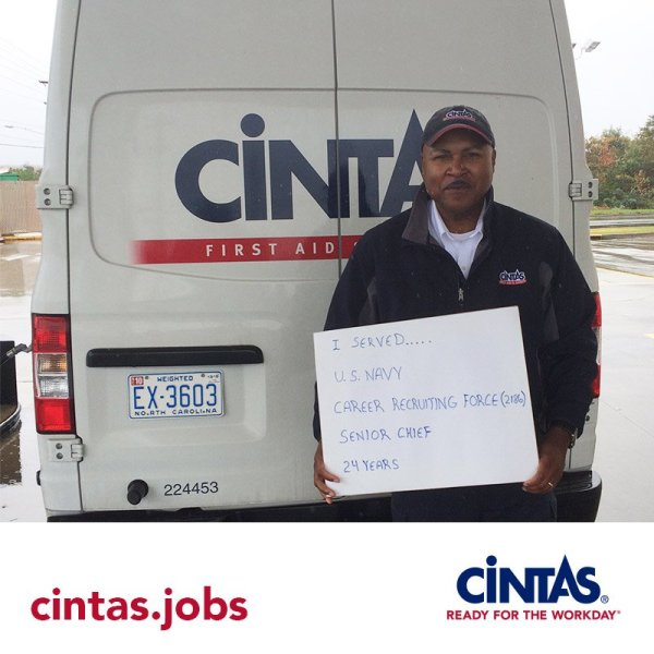 Cintas Corporation - Year of Clean Water