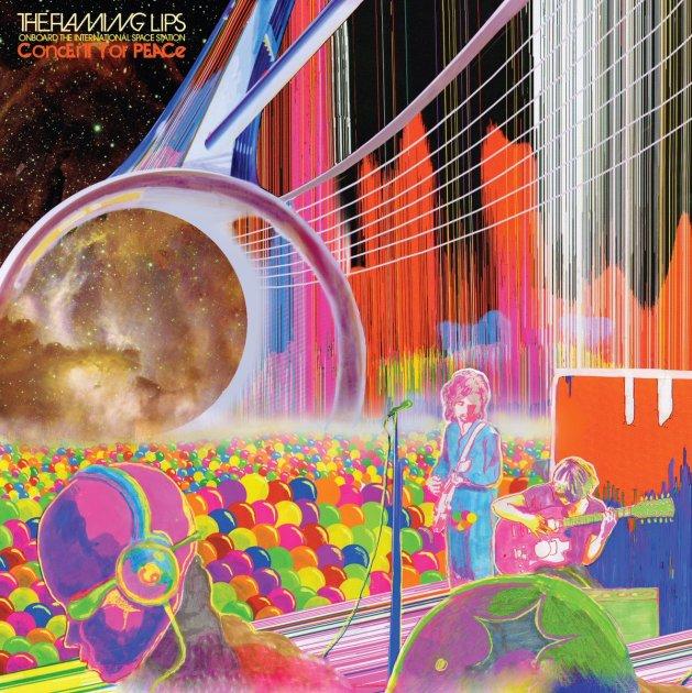 Onboard the International Space Station Concert for Peace ile ilgili görsel sonucu