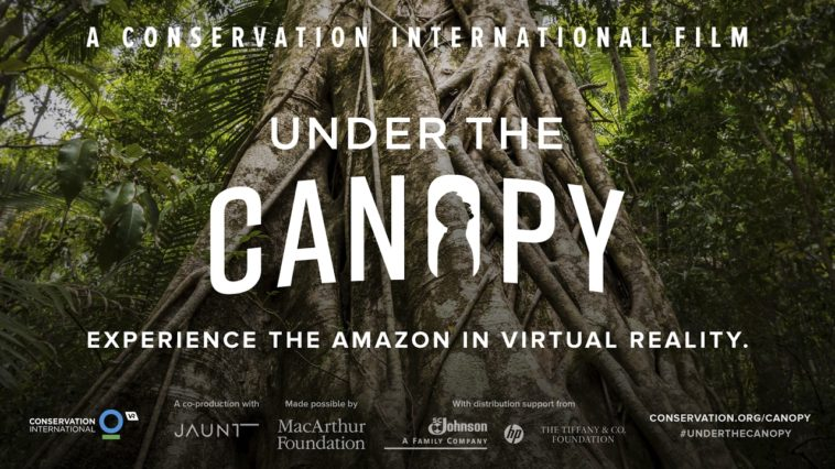 .@SCJohnson teams with @jauntvr to produce #VR film to promote rainforest conservation: