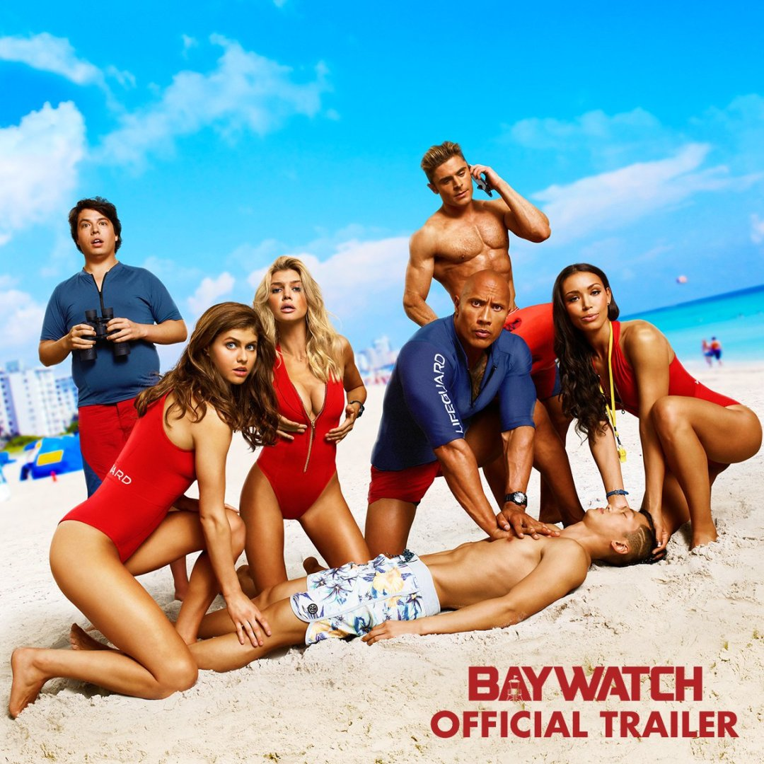 The New Baywatch Trailer Is Here 10