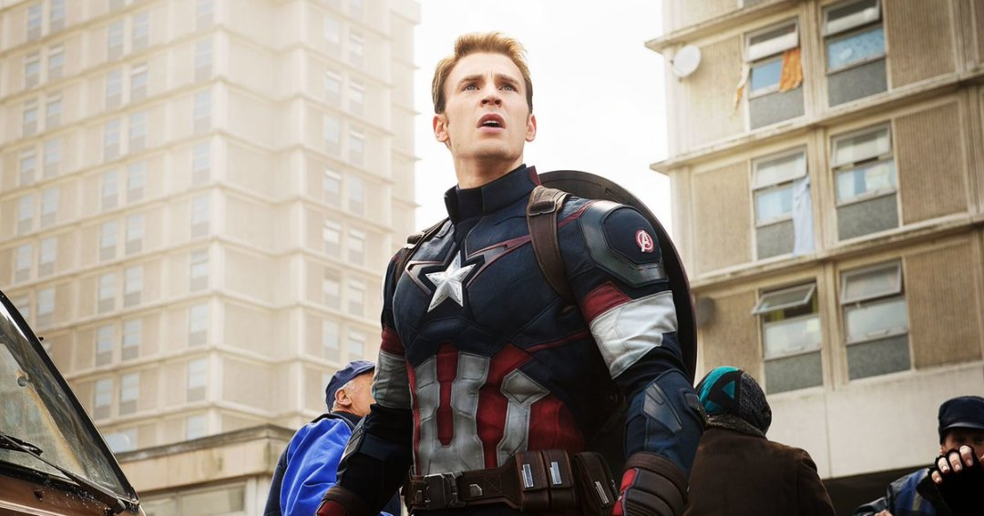 Chris Evans Open To Play Captain America After Avengers 4