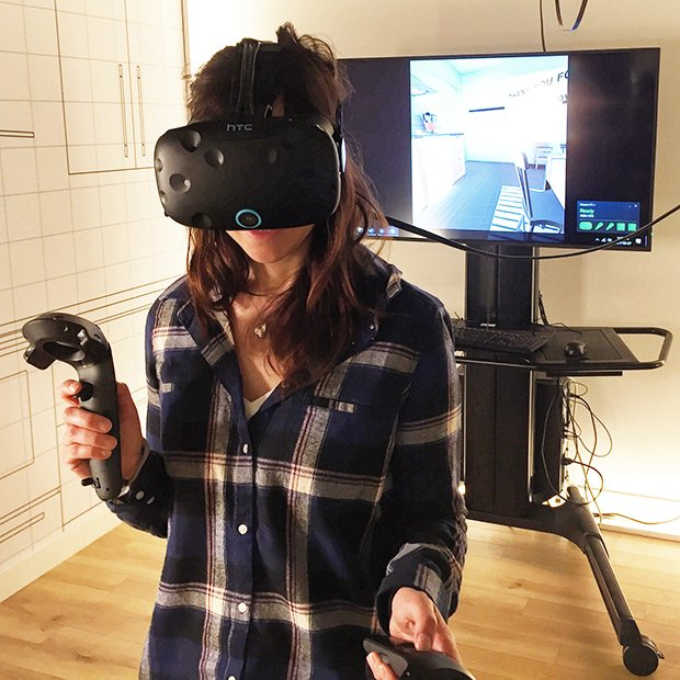 Step into your dream kitchen with @IKEACanada's new virtual reality tool.