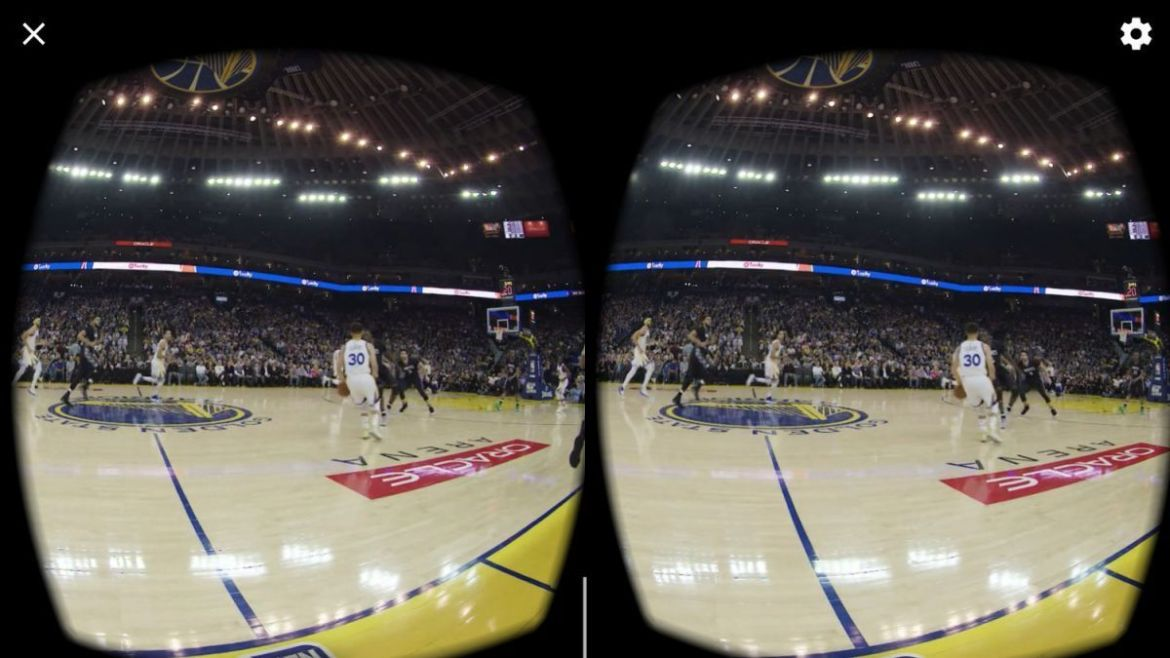 How NextVR is using virtual reality to take you inside live games – and everywhere else