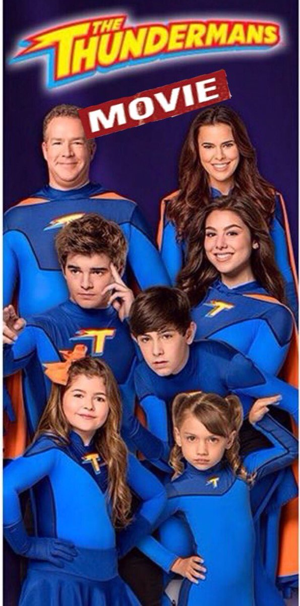 The Thundermans Movie 2017 : thundermans, movie, Thundermans, Twitter:,