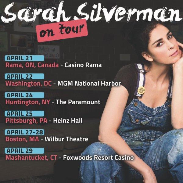 Sarah Silverman (@SarahKSilverman)   Twitter