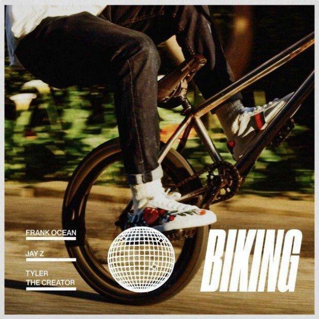 Frank Ocean – Biking Lyrics ft. Jay Z & Tyler The Creator
