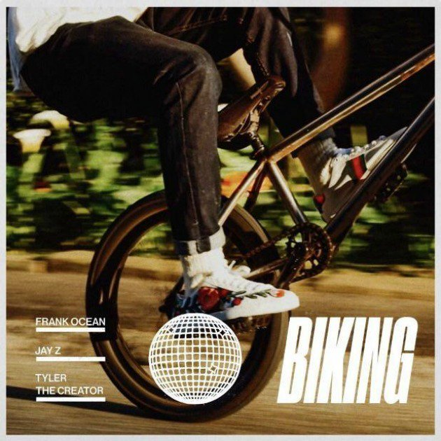 Frank Ocean – Biking Lyrics ft. Jay Z & Tyler The Creator