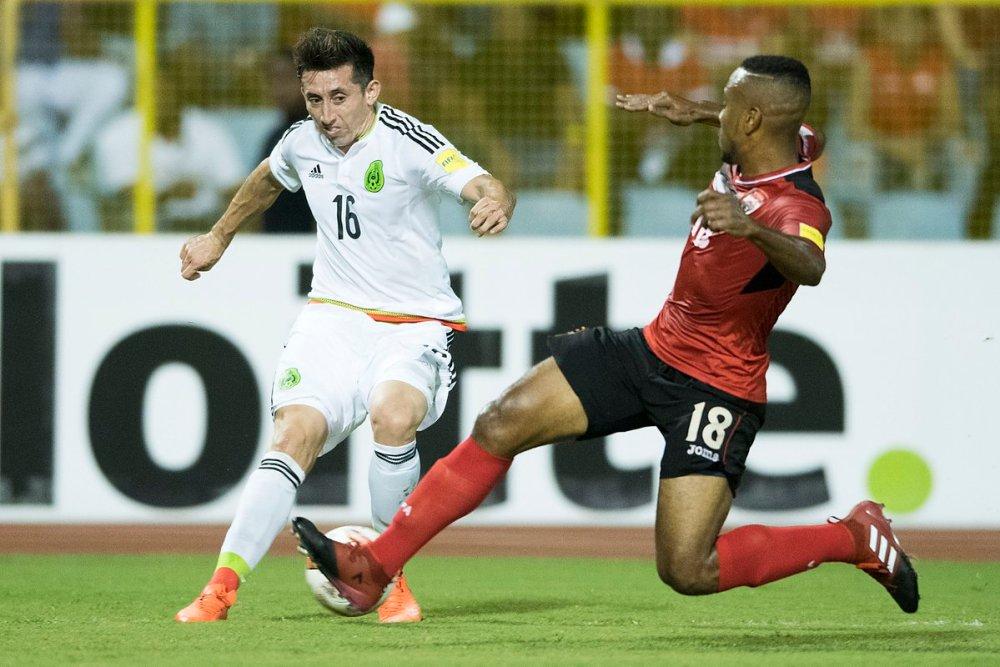 Resultado de imagen para imagenes de partidos mexico vs Trinidad & Tobago 2017