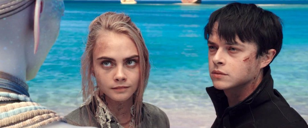 New Valerian and the City of a Thousand Planets Teaser Trailer