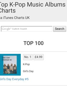 Gee on twitter girl   day everyday is the uk itunes top kpop albums chart https  sefxykxrqz also rh
